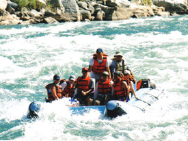 1 Day Grand Canyon Whitewater