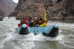 1 Day Grand Canyon Whitewater 2