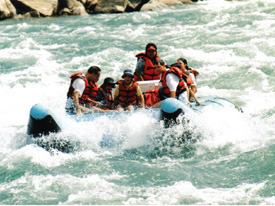 1 Day Grand Canyon Whitewater 4